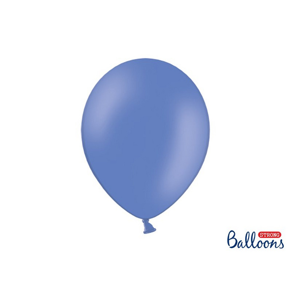 100 Strong Balloons 30cm. Pastel Ultramarine (1 pkt / 100 pc.)