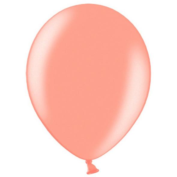 Latexballons 100er Pack rosé-gold 30cm