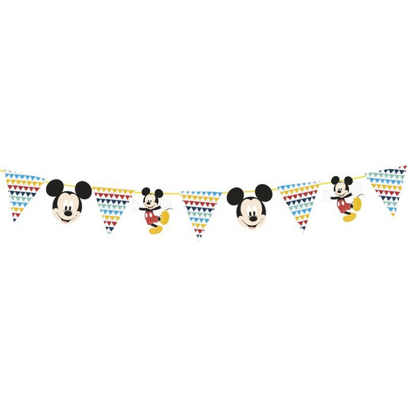 Mickey Awesome Mouse Premium Paper garland kit