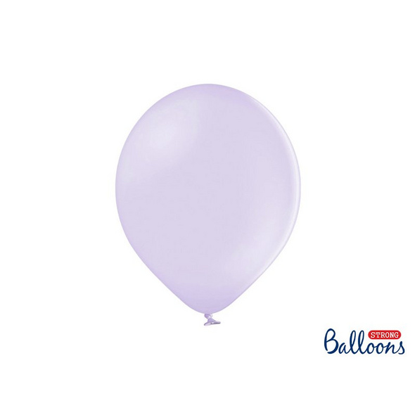 Strong Balloons 30cm. Pastel Light Lilac 10 pcs.