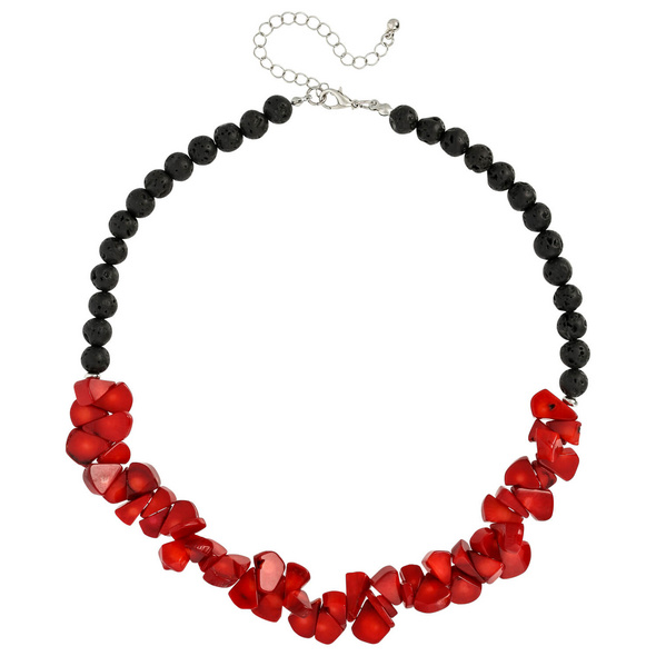 Kette - Shiny Coral