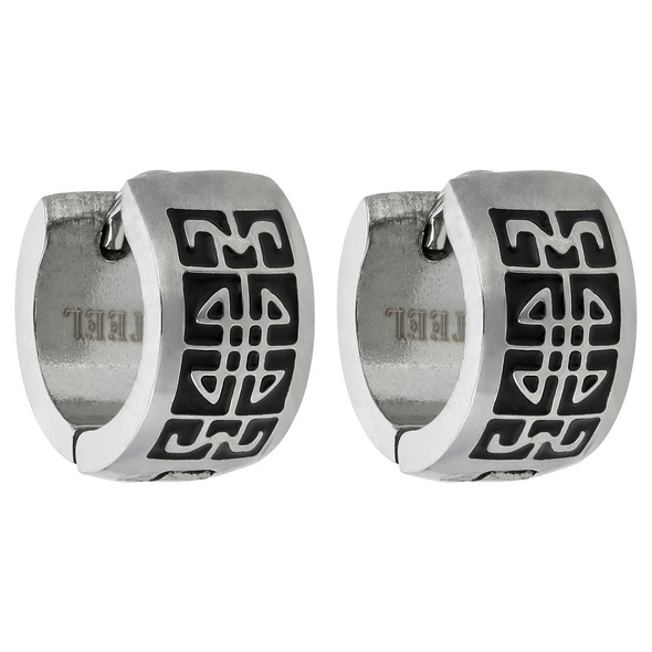 Herren Ohrstecker - Celtic Pattern