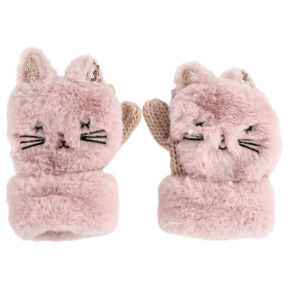 Handschuhe - Cute Cat