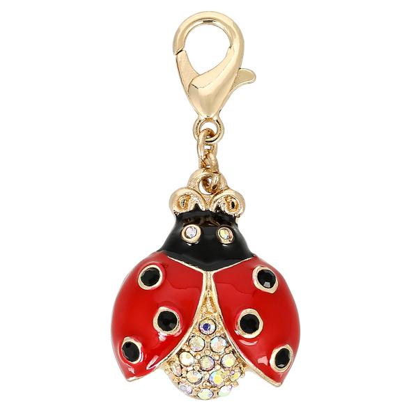 Charm Anhänger -  Ladybug