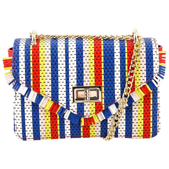 Tasche - Woven Colours
