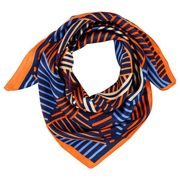 Tuch - Orange Neck