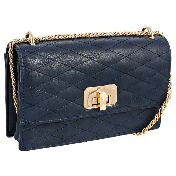 Handtasche - Blue Evening