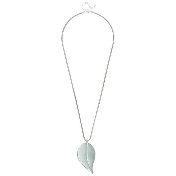 Kette -  Big Leaf Pendant