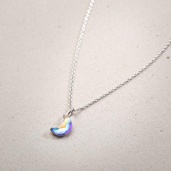 Kette -  Rainbow Moon
