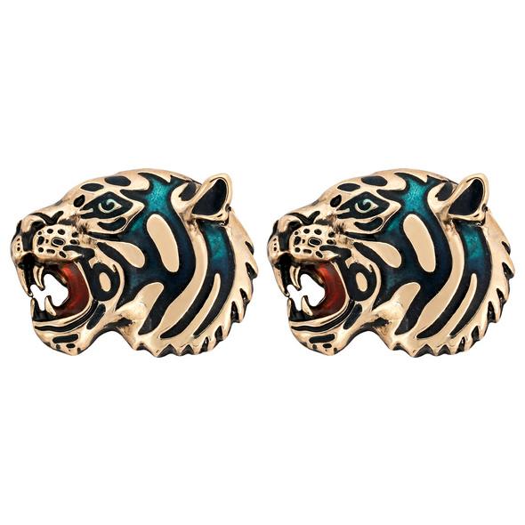 Ohrstecker - Shouting Tiger