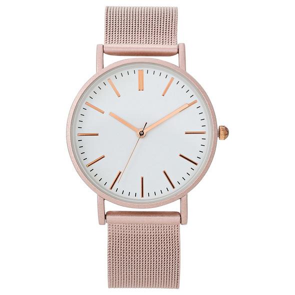 Uhr - Glamorous Rosé