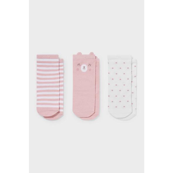 Multipack 3er - Baby-Socken