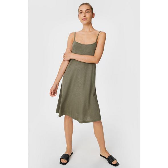 Basic-Kleid - recycelt
