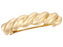 Haarspange - Golden Whirl