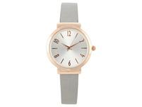 Uhr - Elegant Grey