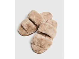 Hunkemöller Hausschuhe Fake Fur