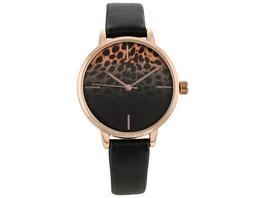 Uhr - Black Leopard