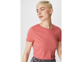 CLOCKHOUSE - T-Shirt - Bio-Baumwolle