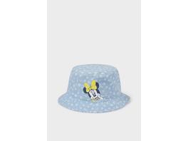 Minnie Maus - Baby-Hut - geblümt