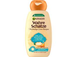 Wahre Schätze Argan-Mandel-Creme Shampoo